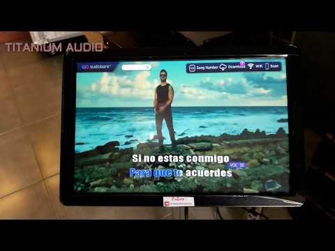 Dvd Karaoke rumahan yang bisa konek ke smartphone