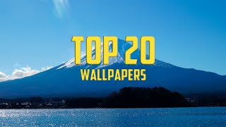 TOP 20 JAPANESE WALLPAPERS FOR WALLPAPER ENGINE