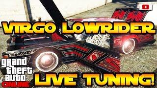 gta 5 online lowriders custom classics virgo classic lowrider live tuning playstation 4