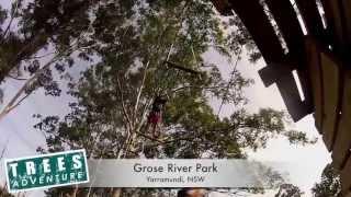 Trees Adventure Grose River