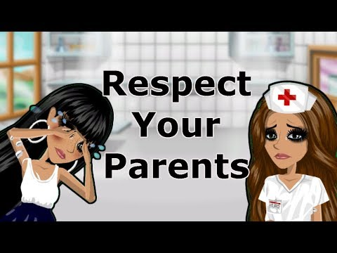 MSP- Respect Your Parents (STORY) Moviestarplanet