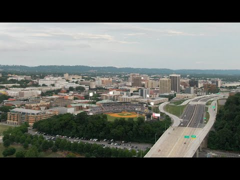 Downtown Chattanooga in 60 seconds | #shorts