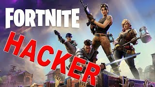 Fortnite Battle Royal Hacker Caught and Banned On The Spot!