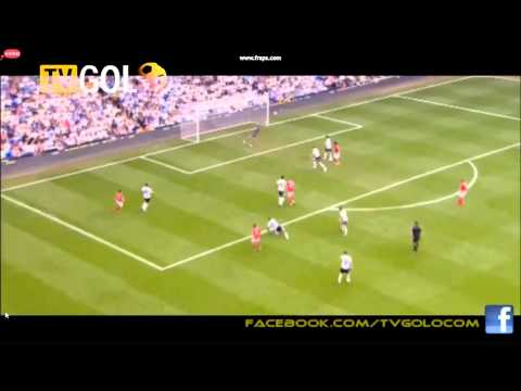 Simon Cox Goal Vs Spurs
