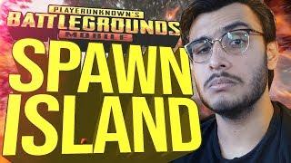 PUBG MOBILE LIVE: SPAWN ISLAND GAMES | NEW UPDATE | RAWKNEE