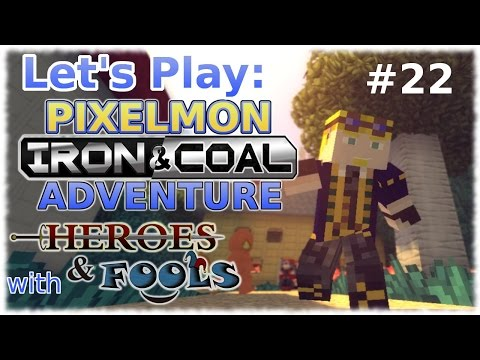 Pixelmon Iron & Coal Server - Part 22 - Employment Investigation