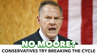 Conservatives Rejecting Roy Moore Voice A Common Progressive Strategy 2017 Video