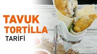 Tavuklu Tortilla Nasıl Yapılır ?
