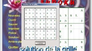 Sudoku logiciel