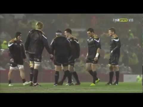 Australia v Scotland June 2012