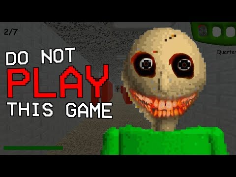 So I downloaded a Kids Game and found something TERRIFYING... (WARNING: SCARY)
