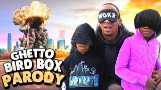 Ghetto Bird Box Parody
