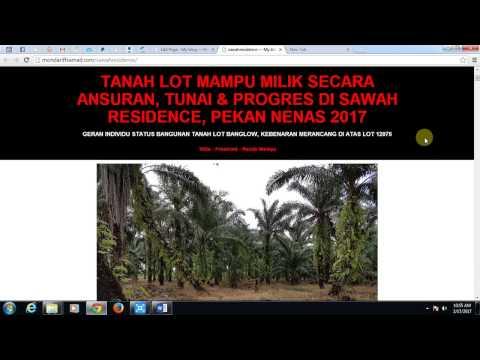 Sawah Residence Pekan Nenas