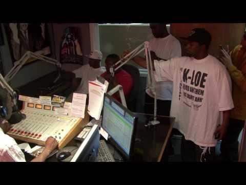 K-LOE Radio INTERVIEW WJMI 99 JAMS