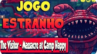 O JOGO MAIS ESTRANHO DO MUNDO - The Visitor: Massacre at Camp Happy (Completo)