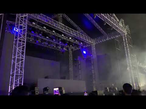 Don't Let Daddy Know ,India 🇮🇳 (Hyderabad) 2019 With Afrojack (Full Intro)