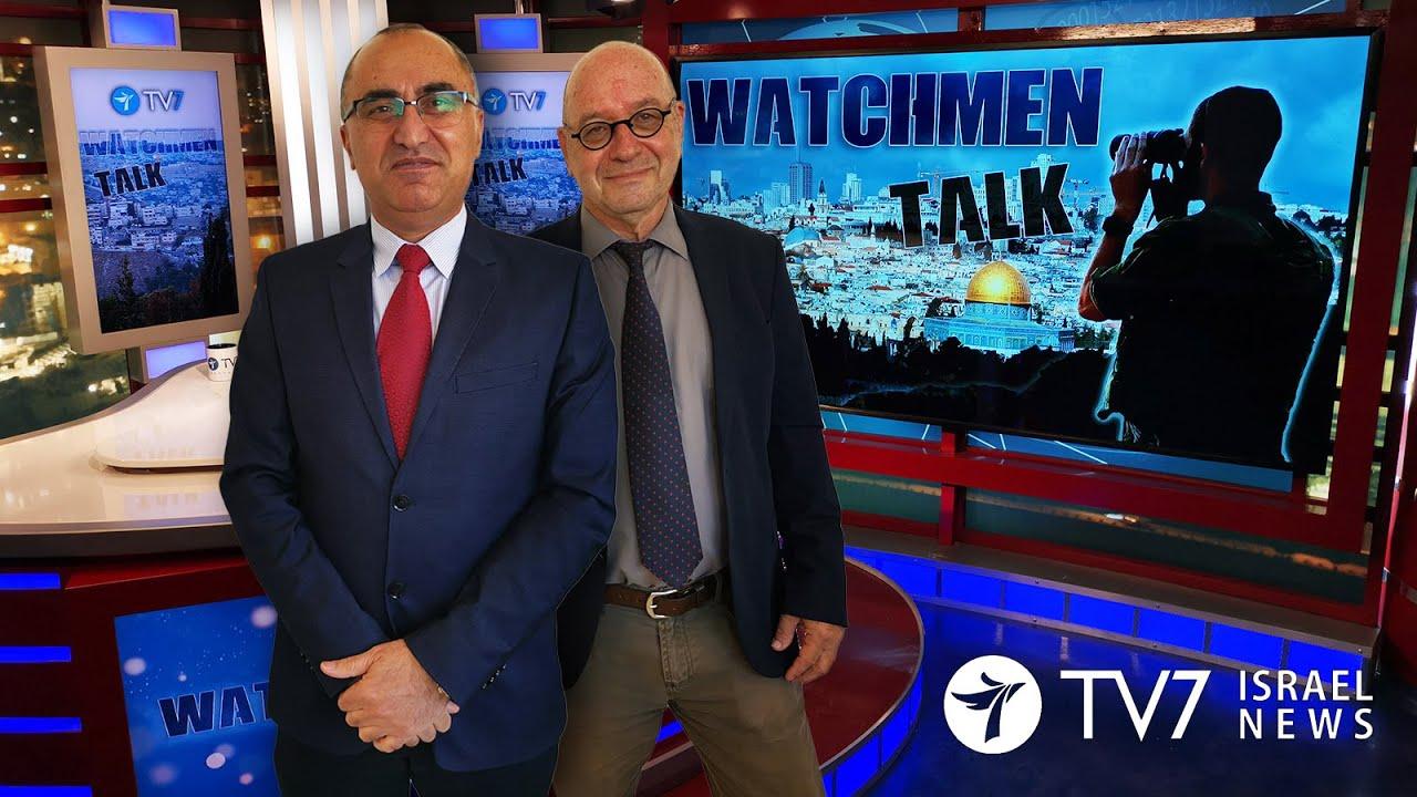TV7 Israel: Watchmen Talk – Former IDF Surgeon General Brig. Gen. (ret) Dr. Tarif Bader