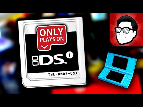 DSi Exclusive Games - Complete Collection! | Nintendrew