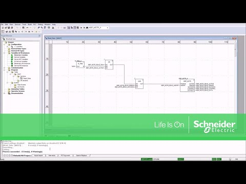 Configuring MBP_MSTR Function to Explicit Read PLC via Modbus Port | Schneider Electric Support