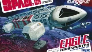 Space: 1999 Eagle Transporter 1/48 (22