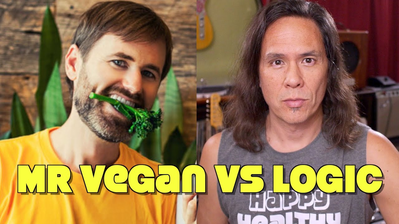 Science Doesn't Support Veganism! WTF?! Responding to Mr. Vegan's Nonsense