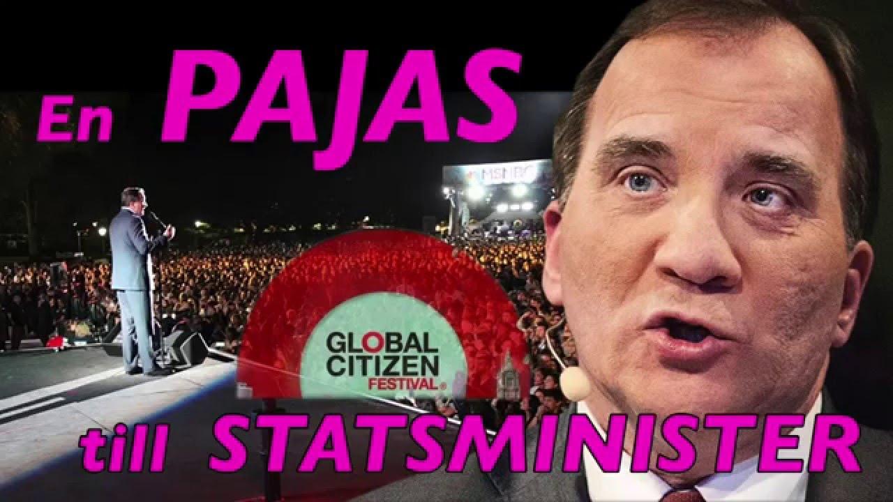 Pajas Youtube fredagsbio 47: en pajas till statsminister