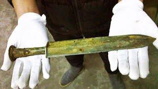 Найден древнейший в мире меч! Оружию 5 тысяч лет! Самые необычные находки