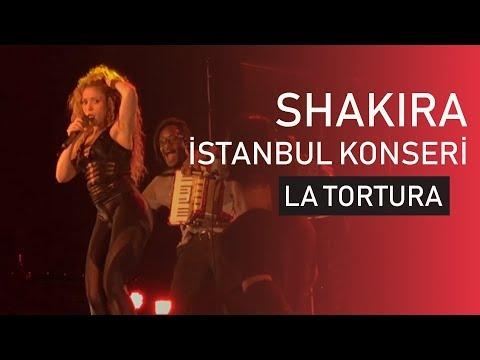 Shakira - La Tortura (İstanbul Konseri)