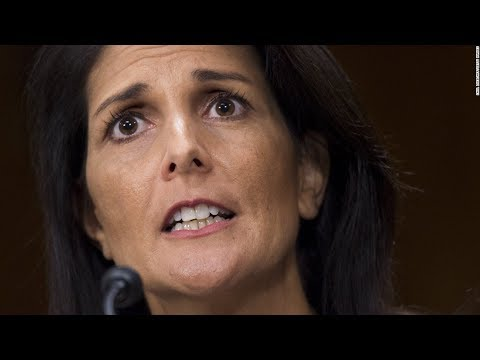 UN Ambassador Nikki Haley Delivers POWERFUL Speech at Washington Conference of the Americas