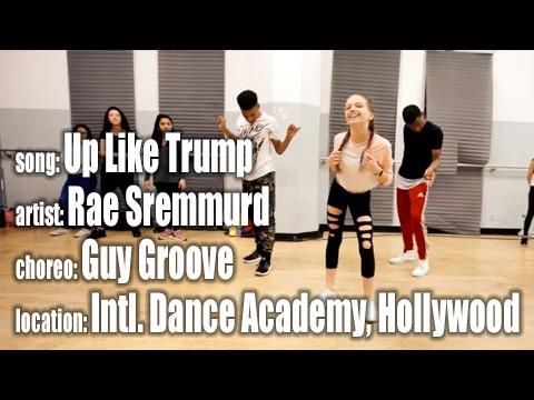 Up Like Trump, by Rae Sremmurd, choreo by Guy Amir, at IDA Hollywood