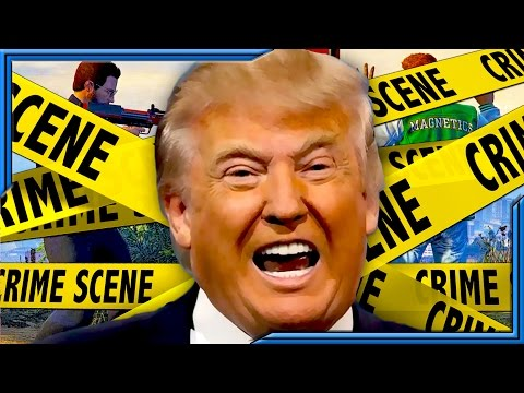 Donald Trump & The Jerk Off Jock | BREAKIN' THE LAW | Ep. 6 (GTA 5 CINEMATIC)