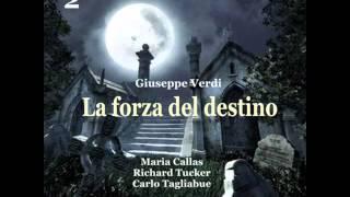 """La forza del destino: Act III, Scene II, """"Solenne in quest"""