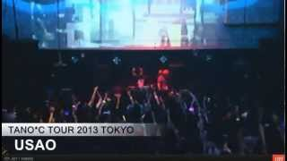 USAO - HARDCORE TANO*C TOUR (4 May 2013 Tokyo)