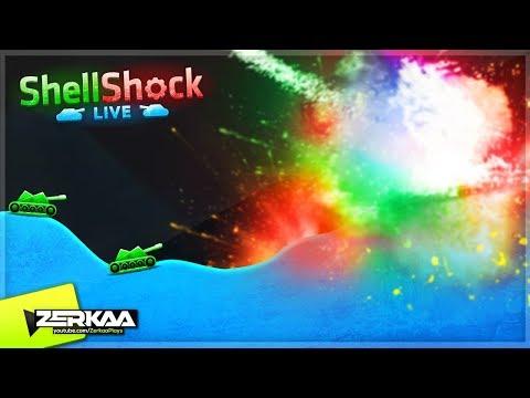 The BIGGEST Shellshock EXPLOSIONS EVER! (Shellshock Live)