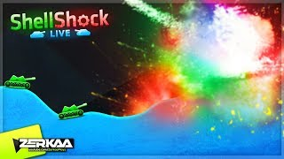 The BIGGEST Shellshock EXPLOSIONS EVER! (Shellshock Live)