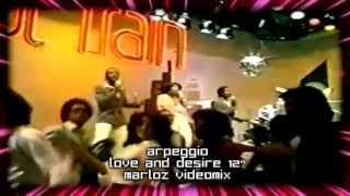 MARLOZ ...ARPEGGIO - LOVE AND DESIRE 12
