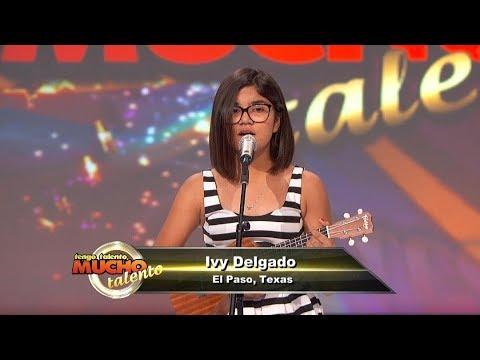 VIDEO: Ivy Delgado - 'Nunca Es Suficiente'  - TTMT 19 Eliminatorias
