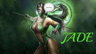 Mortal Kombat Komplete Edition:Режим истории-часть 10.Jade[Прохождение на русском]