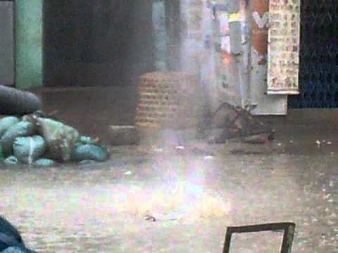 Hiện tượng kỳ lạ ở Sài Gòn sau cơn mưa