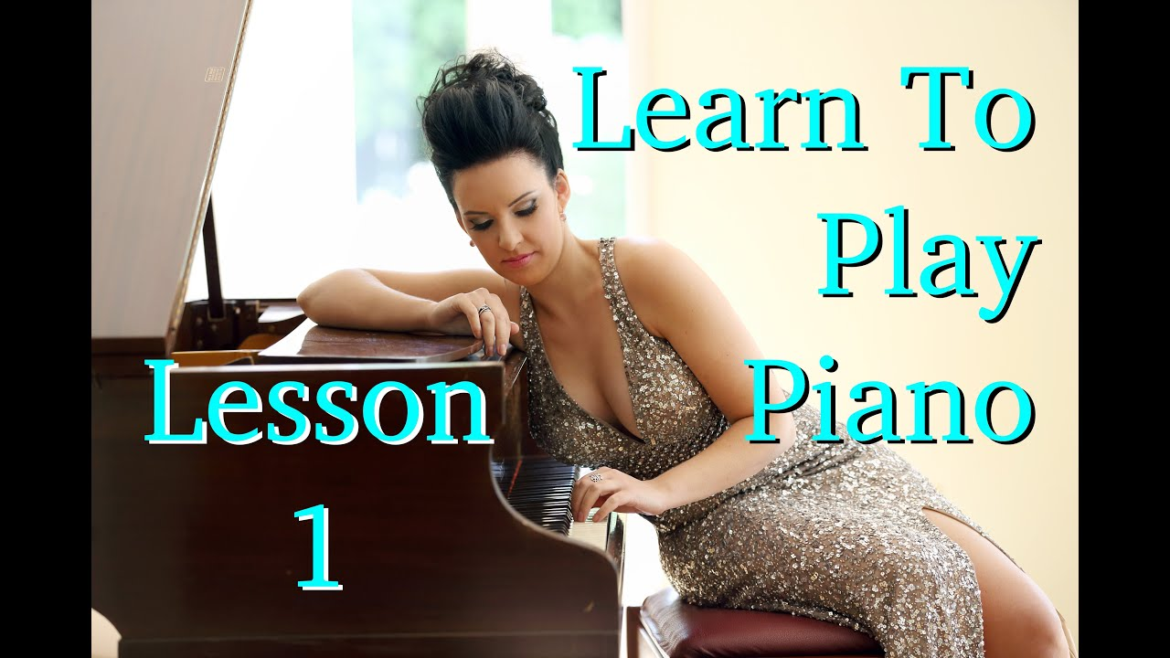 Learn How to Play Piano | EASY | Lesson 1 | Intro - YouTube