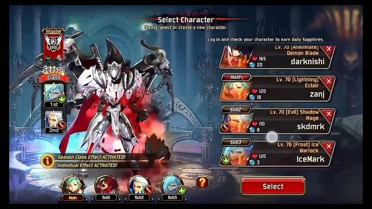Kritika The White Knights : Free Ethereal Pet