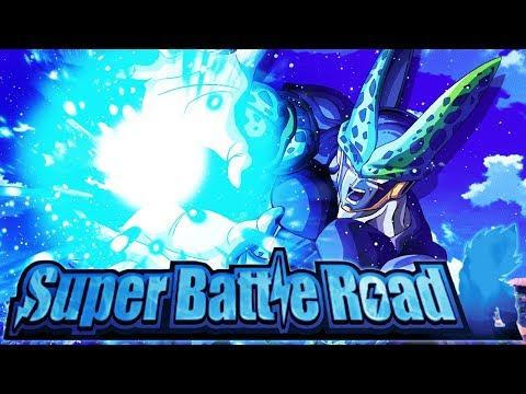 EXTREME INT EXTREME SUPER BATTLE ROAD COMPLETED! (DBZ: Dokkan Battle)