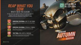 Forza Horizon 4 - Autumn Season Change (November 1)