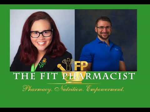 From Pharmacist to Changing the World: the Fit Pharmacist  - PPN Episode 593