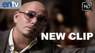 "Blood Money Exclusive ""Pitbull"" Clip [HD]: Pitbull Says To Go Hard Or Go Home"