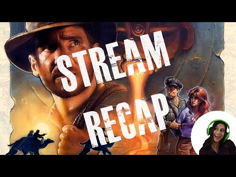 Hold For Technical Difficulties | Indiana Jones and the Fate of Atlantis Recap |
