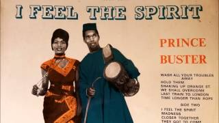 Prince Buster - Time Longer Than Rope - Rock Steady Cut