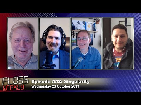 Singularity - FLOSS Weekly 552