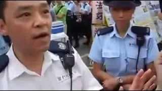Publication Date: 2013-08-03 | Video Title: 林慧思粗口辱警,阻差辦公。教壞小學生