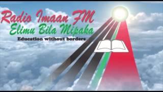 Radio Imaan - Shairi la Kifo